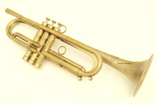 Queen Brass Trumpet