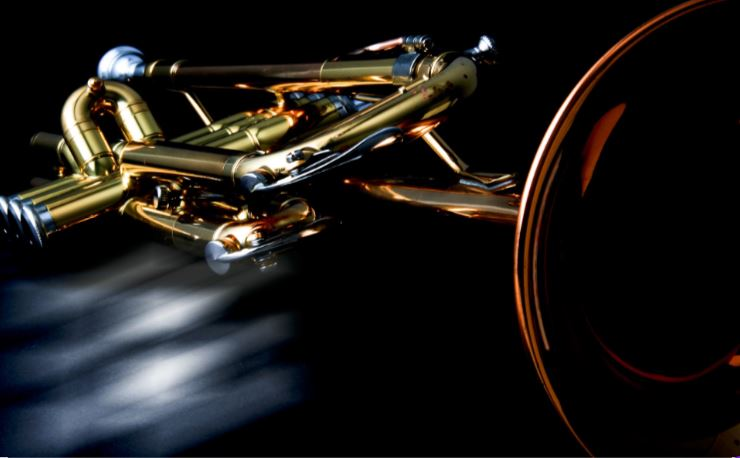 Yamaha YTR 2335 Trumpet